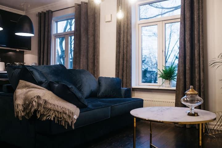 Cozy apartment in Tallinn, Kalamaja