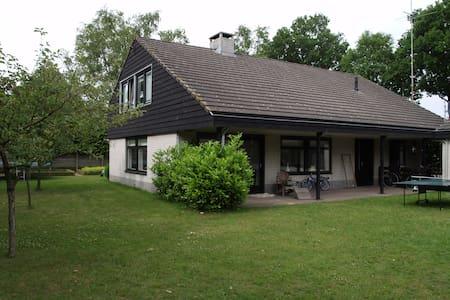 Vakantievilla op de Veluwe - Ház