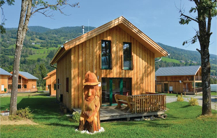 Holiday cottage with 2 bedrooms on 70m² in St.Georgen am Kreischb.