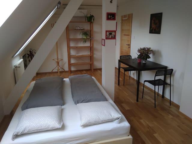 Ložnice 2 v 1. patře / Bedroom 2 on the 1st floor