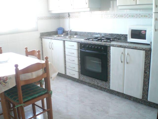 Aios 5 personas verde y mar - Sanxenxo - Apartamento
