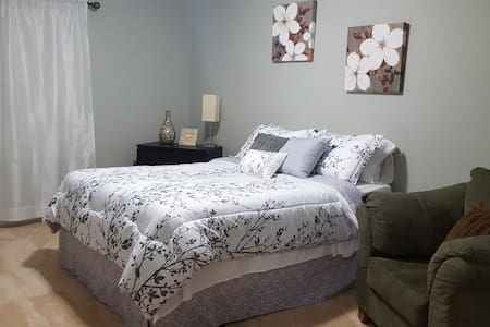 Cozy private bedroom near Atlanta 1 - Lawrenceville