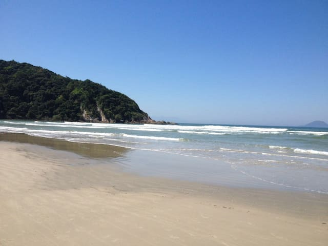 Chalé a 500m da Praia/Rio Guaratuba-Costa do Sol