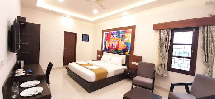 💫Royal Rooms💫 with Kitchen Near MG Road Ulsoor💞