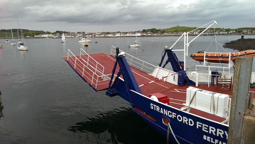 Strangford Luxury Accommodation - Strangford  - Appartement
