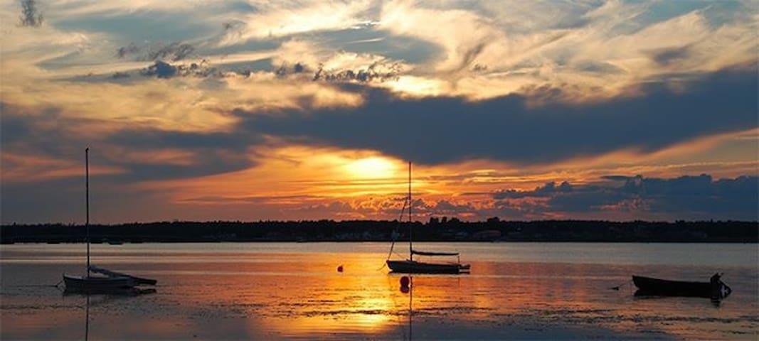 Oyster Bay Retreat.