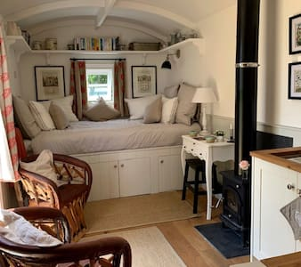 Little Hut In The Vineyard