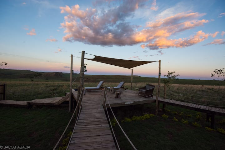 Hunters Hill Outpost Tented Camp