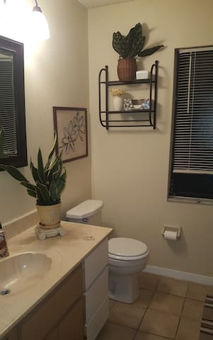 Private Quiet Country Spacious Room - North Fort Myers - Huoneisto