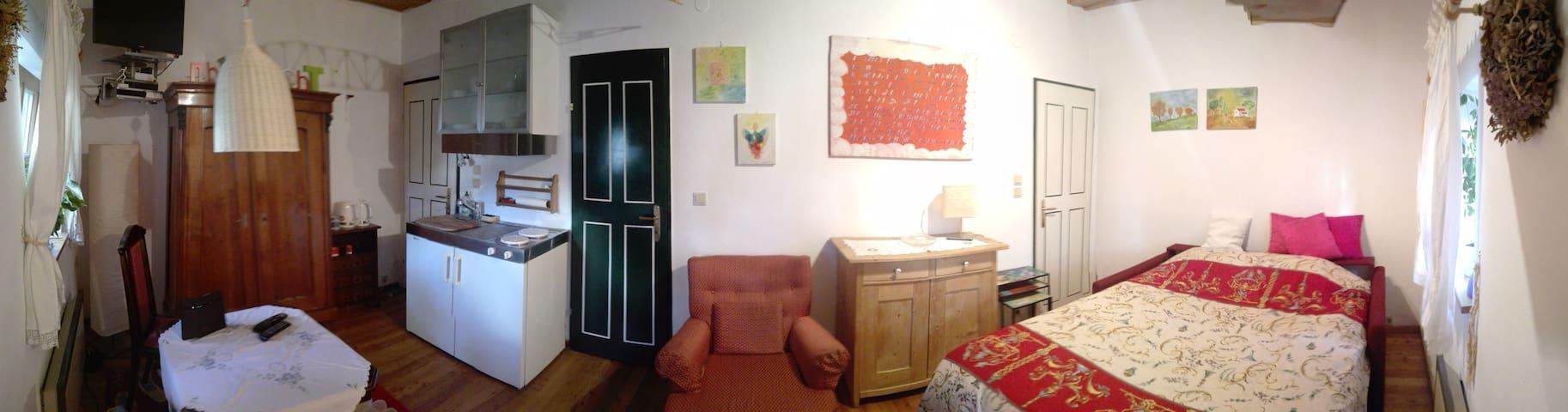 Idyllisches Apartment im Winzerhaus