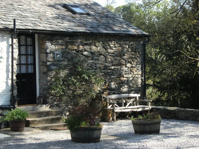 Dipper Cottage on Coniston Water, pet friendly - Torver - Vakantiewoning