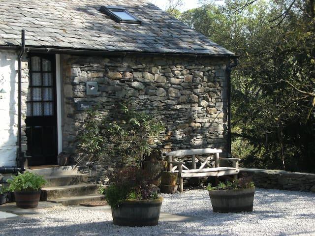 Dipper Cottage on Coniston Water, pet friendly - Torver - Casa de férias