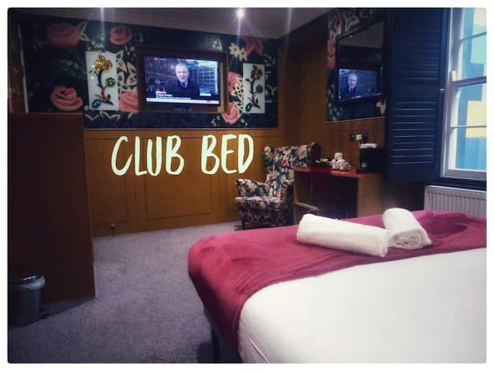 Club-Double room-Ensuite