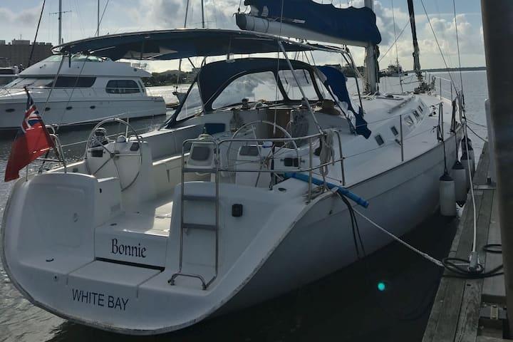 SV Bonnie Living a Sailors Life