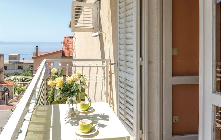 Holiday apartment with 1 room on 25m² in Makarska