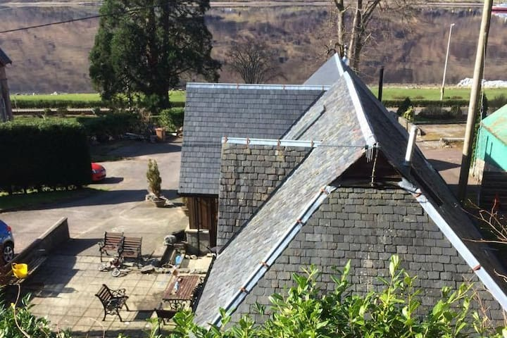 The Charming Coach House! - Fort William - Huis