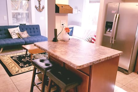 Lovely, Spacious 1BR in Hip, Historic Fan (by VCU) - Piano intero