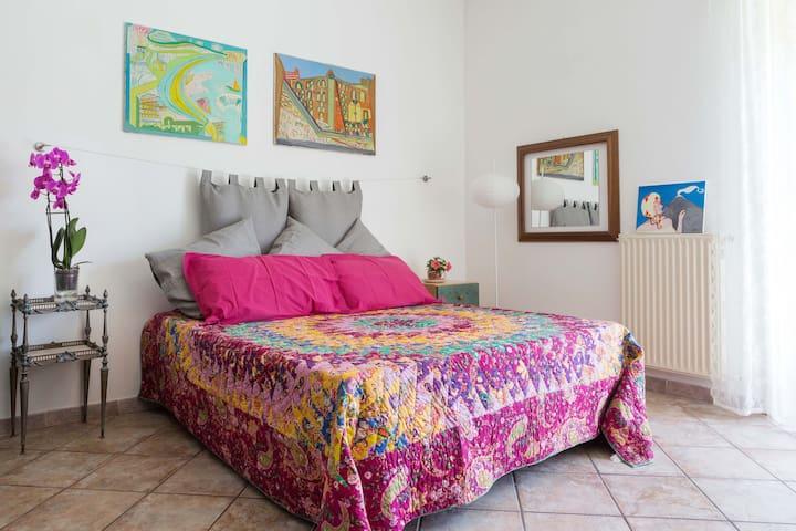 Lovely room with beautiful garden - Aci Castello - Apartmen