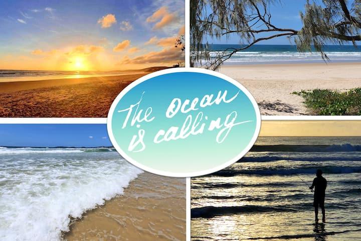 OCEANS CALLING – SUN. SAND. SEA. RELAX.