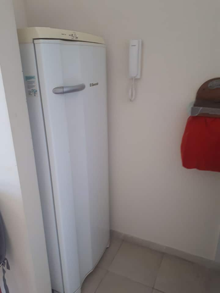 Monoambiente en alquiler equipado Pque San Martin