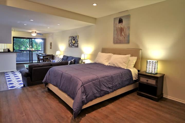 Perfect Stay In Hollywood-Fully Furnished