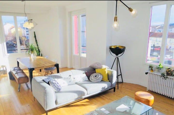 Appartement chic en plein cœur de Clermont