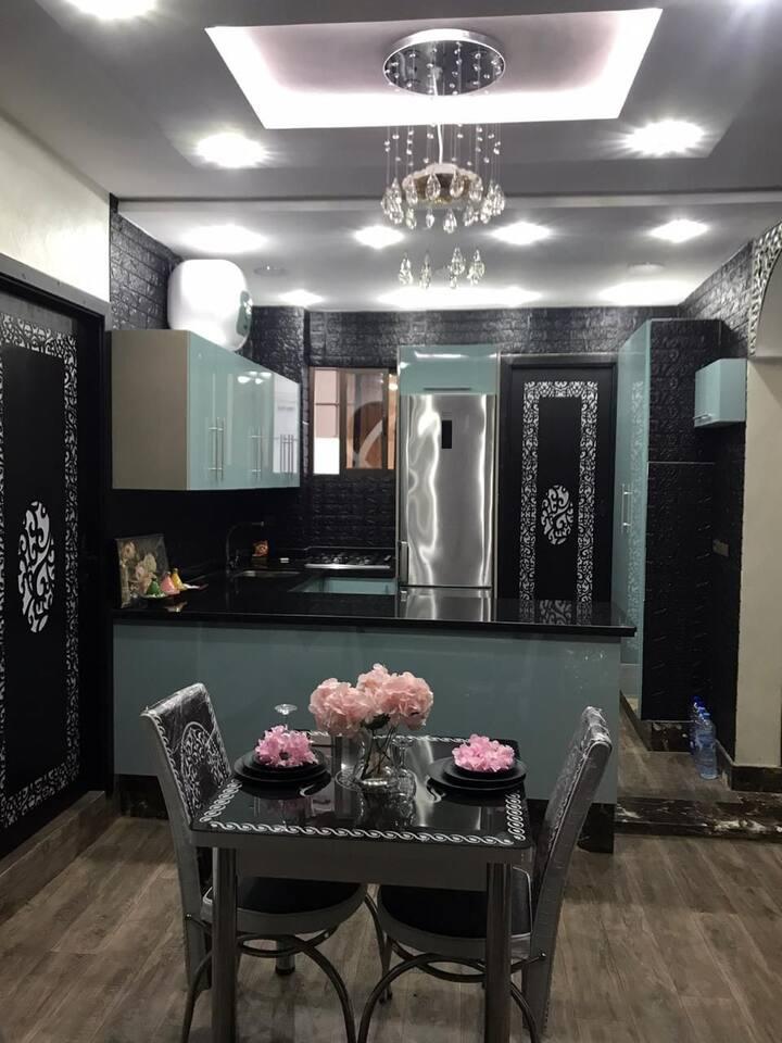 Appartement de lux, Diamond du nord ( tètouan )