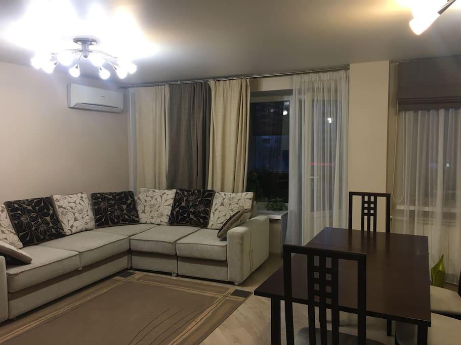 гостиная Living room