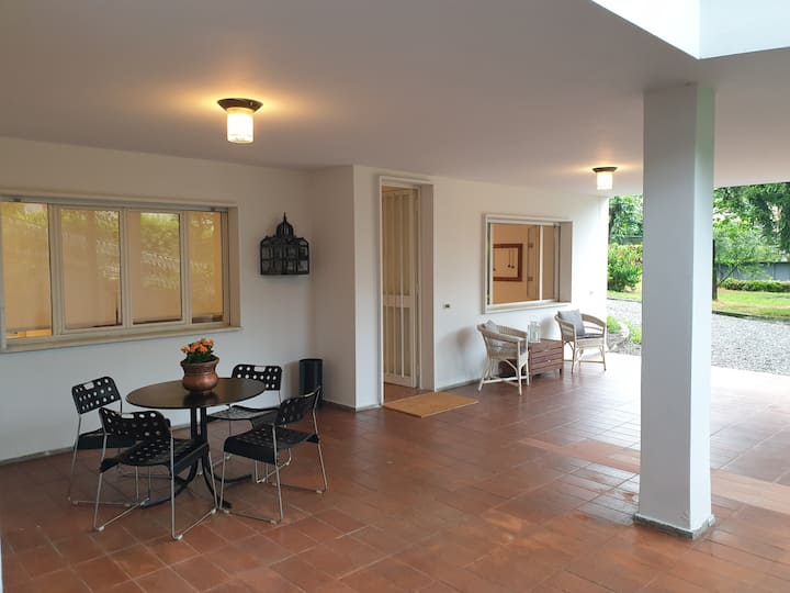 Appartamento in villa in Valcamonica