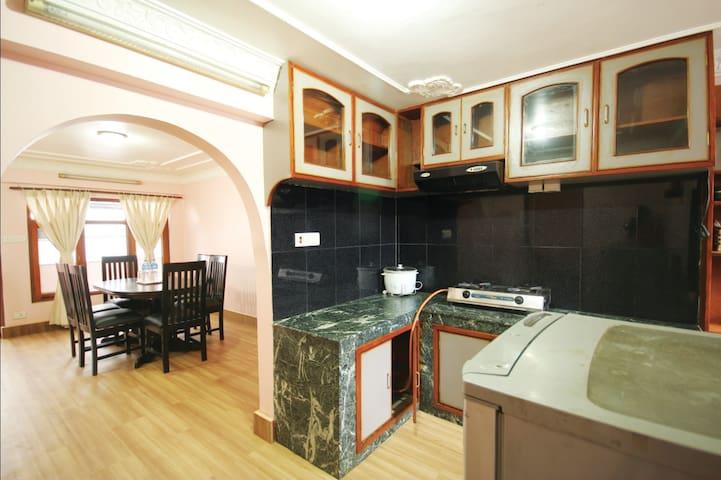 Bodhi -Apartment