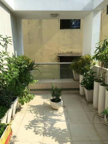 4 BR modern house center D1 - Ho Chi Minh City - Huis