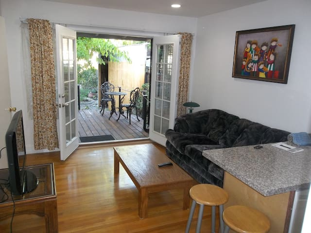 Private, quiet Santa Clara location - Santa Clara - Huis