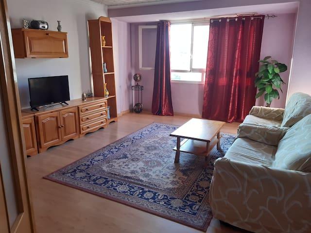 Vaste appartement économique  tout confort