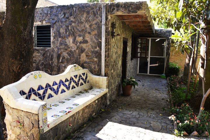Habitación LA COMARCA 1, matrimonial - Ajijic - Domek parterowy