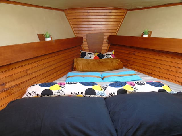 Living on board experience!