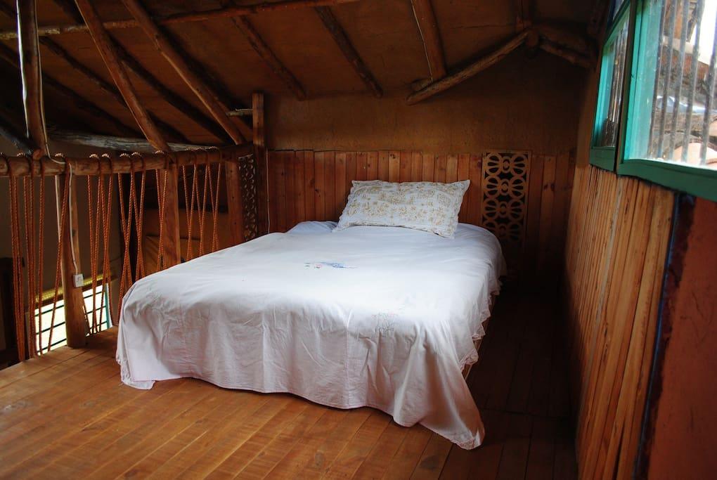 Alquilo esta habitación para dos personas en mi casa!