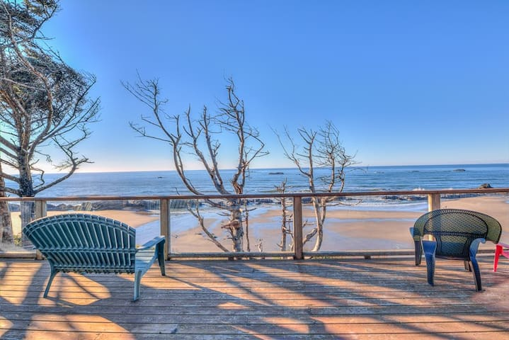 Ocean Dream - Magnificent Oceanfront Home with Incredible Ocean Views, Truly One of a Kind