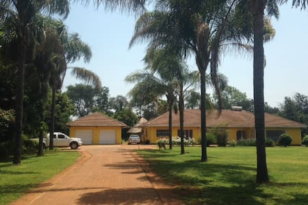 Oasis in Harare  - Bed & Breakfast