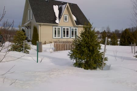 Beautiful Lakefront Cottage and Ski Haven - Singhampton - Alpstuga