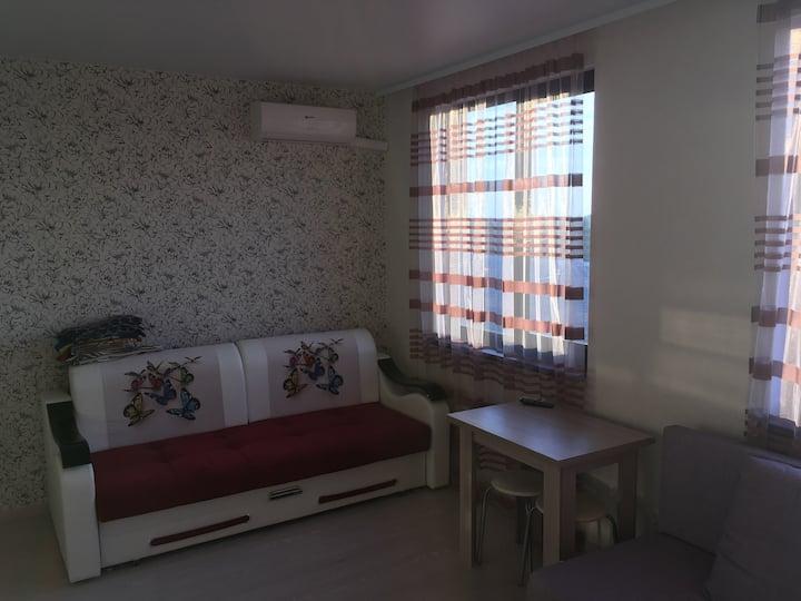 Уютная квартира в центре Адлера