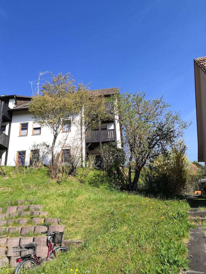 Bad Liebenzell Appartement - Alles was man braucht