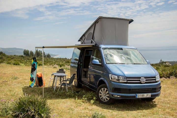 CamperVan VW California T6 CONFORT+++ @Malaga
