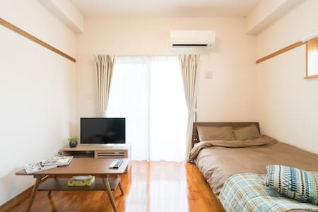 Casa303 Best place for sightseeing in Naha! - Naha-shi - Apartment