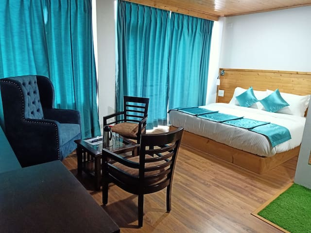 Spacious sunny valley View Rooms with balcony