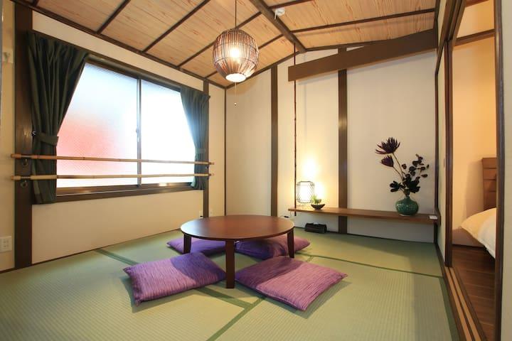 【New Open】Near Shinsaibashi,Namba,Max 2beds