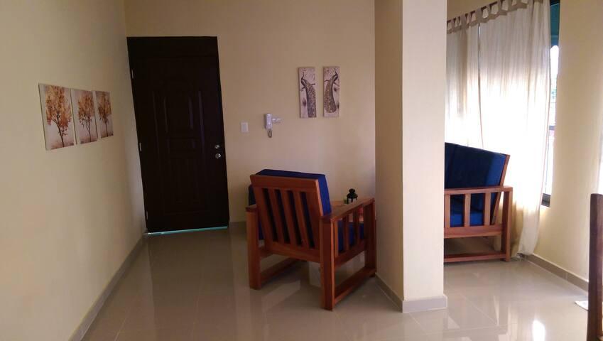 Apartamento en Fantino