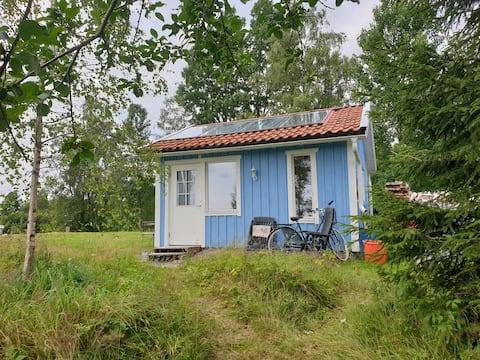 Stuga med vacker utsikt! Cottage with nice view!