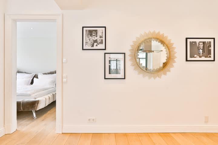 Villa Paula - Wohnung Mabelle 3.OG