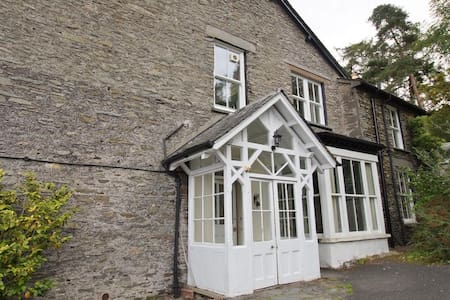 Period property overlooking Lake Windermere