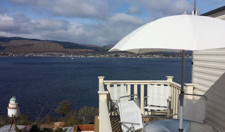Gourock Caravan Hire 6 Berth Atlas